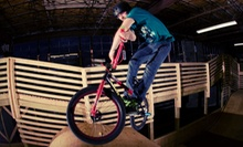 One Day or One Month at Cranx Bike Park (Up to 55% Off)