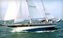 $499 for a Four-Hour Yacht Cruise for Up to Six from Ra Charters ($1,000 Value)