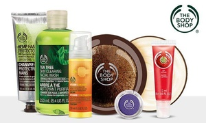 $15 For $30 Worth Of Ethical Skincare, Makeup, Hair, And Body Products At The Body Shop