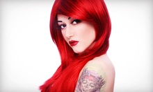 Haircut with Optional Color or Partial or Full Highlights from I. Zoe Zgud at Brooke Roman Studio (Up to 58% Off)