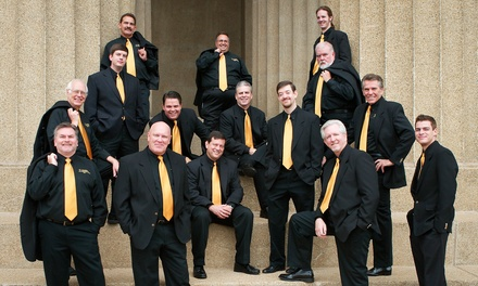 The Nashville Singers: Season of Harmony at Christ Church on Saturday, November 22 (Up to 65% Off)
