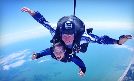 Tandem Jump for One or Two from Skydive Myrtle Beach (Up to 48% Off)