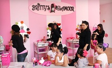 Mini Nail Service, Lil Princess Package, One-Hour Tea Party, or Two-Hour On-Location Mobile Party (Up to 52% Off)