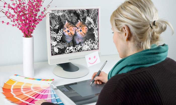 IACT - Dublin: One-Day Beginners' Photoshop Course for €99 at IACT (86% Off)