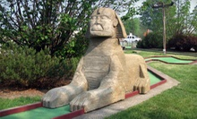 Mini Golf and Hot-Dog Meal for Two or Four at Rinky Dink Family Fun Center in Medina (Up to 55% Off)