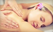 60- or 90-Minute Massage and Take-Home Bath Salts at Serenity Place Massage Solutions (Up to 61% Off)