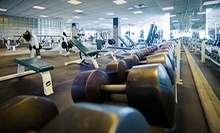 One- or Three-Month Gym Memberships at Kirkwood Fitness and Racquetball Clubs (Up to 68% Off)