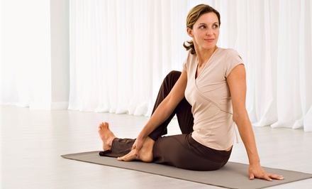 Dallas: $29 for One Month of Unlimited Yoga Classes at American Masters Martial Arts ($125 Value)