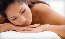 50-Minute Hot-Stone Massage or 60-Minute Freestyle or Deep-Tissue Massage at Haptic Bodywork (Up to 54% Off)