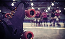 $19 for a Roller-Skating Pass for Four at Star Castle ($40 Value)
