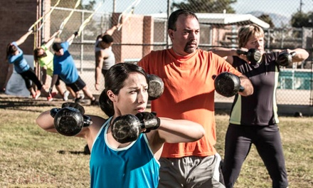 Six Weeks or Three Months of Unlimited Boot-Camp Sessions at Bodyzen Boot Camps (Up to 63% Off)
