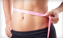 Three or Six Ultrasonic Cavitation Treatments at The Thin Spa (Up to 80% Off)