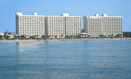 Groupon Deal: Stay at Crown Reef Resort in Myrtle Beach, SC, with Dates into June
