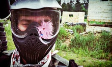 $27 for All-Day Paintball for Two with Equipment Rental and 500 Paintballs at T.C. Paintball in Charlotte ($60 Value)