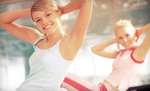 $59 for One Month of Unlimited Classes at Body Heat Hot Pilates &amp; Yoga ($135 Value)