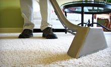 Carpet Cleaning and Deodorizing for Two Rooms from Hildebrand's (51% Off)
