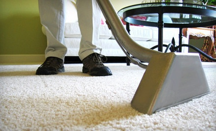 Carpet Cleaning and Deodorizing for Two Rooms from Hildebrand&#x27;s (51% Off)