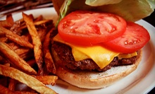 $12 for $24 Worth of Classic Americana Diner Food at Woodsweather II