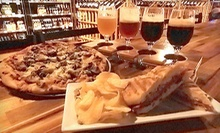 Upscale Pub Food and Drinks at Hopjacks Filling Station (Half Off)