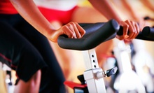 10 or 20 Spin, Spin-Boot, or Boot-Camp Classes at Interactive Fitness (Up to 86% Off)