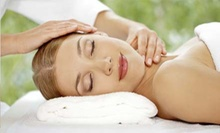 One or Three 60-Minute Custom Massages or Reiki Treatments at Raphael Holistic Portal (Up to 59% Off)