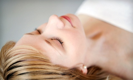 One or Four Skin-Renewal Facial Peels at Wax and Glow (55% Off)