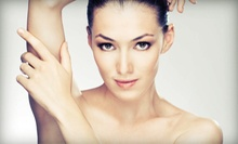 Laser Hair Removal for an Extra-Small, Small, Medium, or Large Area at Natural Beauty Salon & Spa (Up to 69% Off)