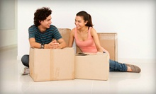 $99 for Two Hours of Moving Services with Two Movers from Bee's Moving and Storage ($210 Value)