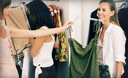 $25 for $50 Worth of Gently Used Designer Apparel at Love That! Designer Consignments