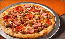 $7 for $14 Worth of Pizza at Top That! Pizza