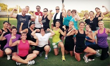 12 or 6 Boot-Camp Classes at West Coast Boot Camp (Up to 51% Off)