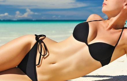 One or Three Brazilian Waxes at Infinite Beauty Salon & Spa (Up to 67% Off)