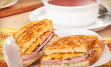 Caf Meal for Two or Four at Baked in the Village (Up to 57% Off)