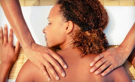 Chiropractic-Care Package with One-Hour Massage, Adjustments, and Evaluation at California Health Center (Up to 76% Off)