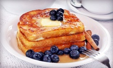 $10 for $20 Worth of American Diner Cuisine for Breakfast, Lunch, and Brunch at Sam's Morning Glory Diner 
