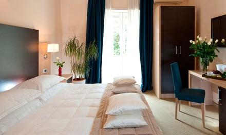 Hotel Club House 4* — Roma: 1, 2, 3 ou 5 noites para duas pessoas com pequeno-almoço desde 54€