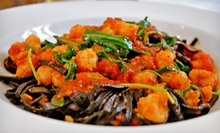 Italian Dinner for Two or Four at Massa' Italian Restaurant & Wine Bar (Up to 53% Off)