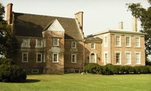 Historic-Site Visit for Two or One-Year Family Membership to a Historic Site from Preservation Virginia (Up to Half Off)
