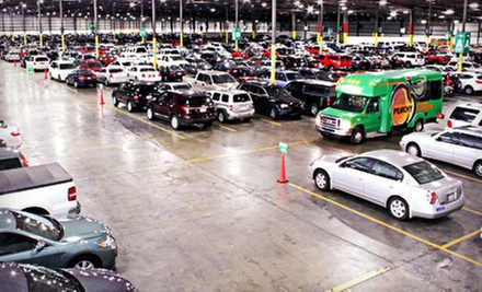 2, 4, 6, or 10 Consecutive Days of Indoor Parking at Peachy Airport Parking (Up to 44% Off)