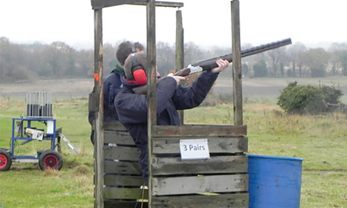 Lea Marston Events - Non-Accommodation - Lea Marston Events: Clay Pigeon Shooting Experience from £29 with Lea Marston Events