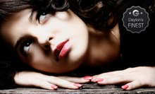 Nail Services at Polished Boutique Nail Spa – Inside Salon Ventures (Up to 62% Off). Two Options Available.