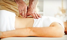 60-, 90-, or 120-Minute Custom Massage at Felde Chiropractic (Up to 53% Off)