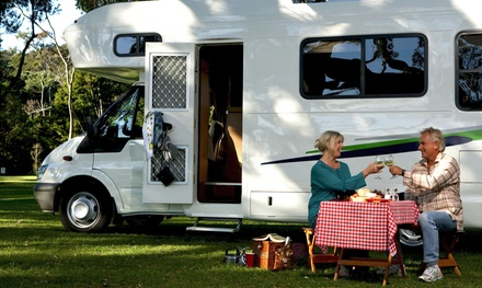 One or Thee Days and Nights of RV Camping at Wild Frontier Campground (Up to 65% Off)