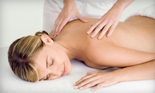 $29 for a One-Hour Massage and a Chiropractic Evaluation at WellnessFirst Chiropractic ($164 Value)