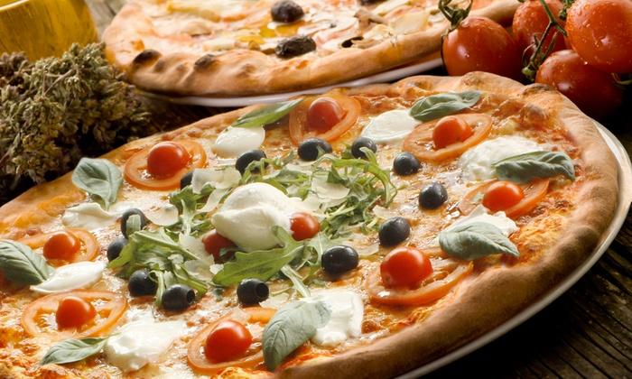 Acqua Farina E Brace - Acqua Farina E Brace: Menu pizza con aperitivo, dolce e birra da 18,90 €