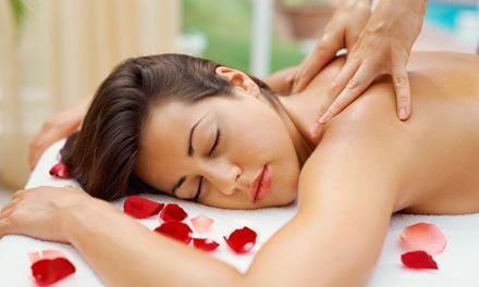 $38 for 60-min Massage, Reiki Session, or Detox Foot Bath ($85 Value)