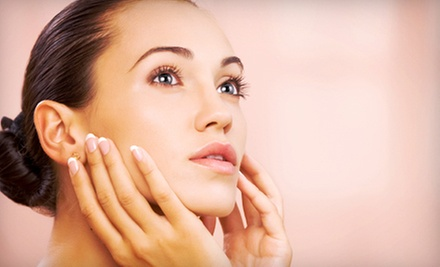 One or Three Facial-Rejuvenation Treatments at The Natural Beauty in You (Up to 59% Off)