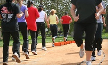 One- or Two-Month Boot Camp with Two Classes per Week at Adventure Boot Camp (Up to 65% Off)