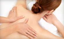 One or Three 60-Minute Swedish Massages at Back In Balance Healing Arts (Up to 54% Off)