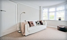 Carpet or Upholstery Cleaning from Prestige Carpet and Upholstery Cleaning (Up to 87% Off). Three Options Available.